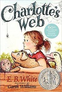 Charlotte's Web, daphodilly, blog, book,