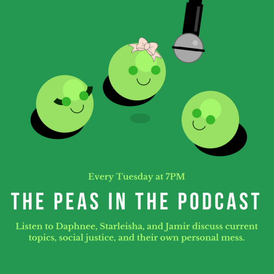 The Peas In The Podcast (4)